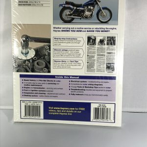 85-14 Honda CMX250 Rebel CB250 Nighthawk Twins Haynes Service Repair Manual 2756