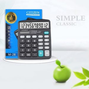OfficeLead Solar Calculator, Telaero Standard Function Desktop Calculator M-28