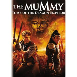 The Mummy: Tomb of the Dragon Emperor (DVD, 2008)