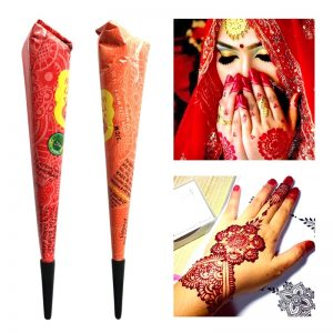 Indian Henna Temporary Paste for Tattoos, and Body Art