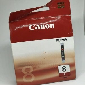 Canon CLI-8R Original Red for PIXMA