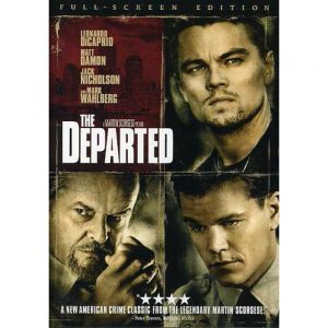 The Departed (DVD, 2007) Full Screen New Factory Sealed Leonardo DiCaprio