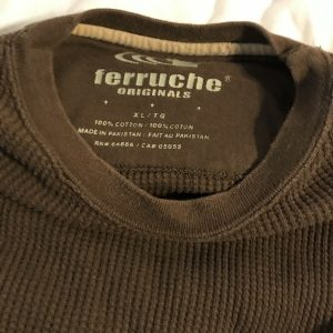 2 Men's Sweater Sweatshirt XL Gray Aeropostale – Brown Ferruche