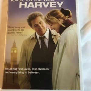 Last Chance Harvey (DVD, 2009)