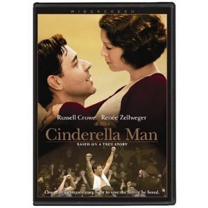 Cinderella Man (DVD, 2005, Widescreen) | Russell Crowe New Factory Sealed