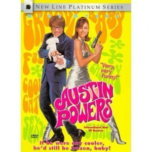 Austin Powers International Man of Mystery (DVD)