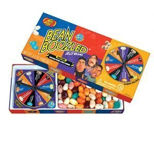 Jelly Belly BeanBoozled Jelly Beans Spinner Gift Box, 5th Edition, 3.5 Ounce