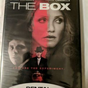 The Box (2009) DVD