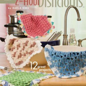 2-Hour Dishcloths (Annie's Attic: Crochet) [Paperback]