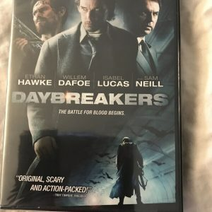Daybreakers (DVD, 2010), Factory Sealed, Ethan Hawke, Willem Dafoe, Sam Neill