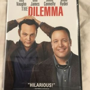 The Dilemma (DVD, 2011), Vince Vaughn, Kevin James, Winona Ryder, Jenn Connelly