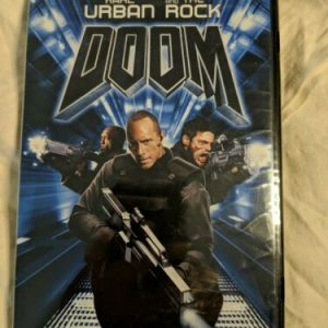 Doom (DVD, 2006) The Rock Karl Urban Factory Sealed