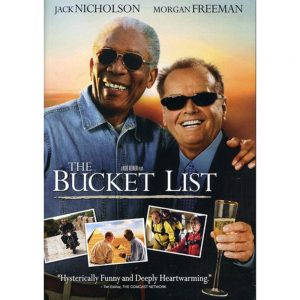The Bucket List (DVD, 2008) – New – Jack Nicholson Morgan Freeman