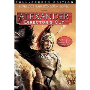 Alexander (DVD, 2005) Full-screen edition | Directors Cut