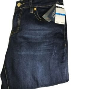 Coogi Women's Jeans Size 9/10 Distressed Style Straight Leg NWT