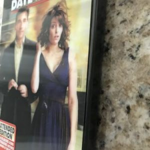 Date Night (DVD, 2010) | New Factory Sealed Hologram Card Cover