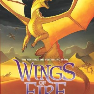 Wings of Fire Book Five: The Brightest Night