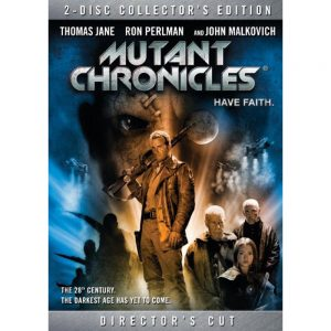Mutant Chronicles (DVD, 2009, Collectors Edition) 2-Disc New Factory Sealed