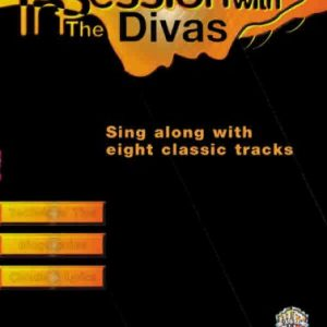 In Session with the Divas: Book & CD