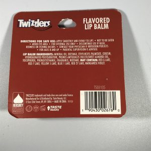 Red Twizzler Flavored Lip Balm Twizzler (0.12/3.4g)