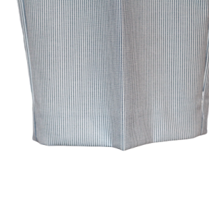 Ann Taylor Factory Size 16 Grey and White Pinstriped Pants New with tags (NWT)