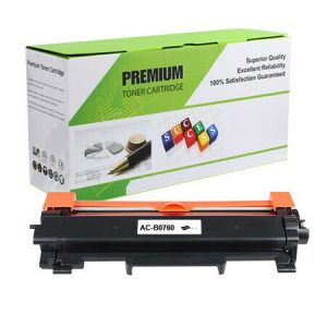 Black Laser Toner Cartridges for BR-TN-760 p for Brother HL-L2390DW