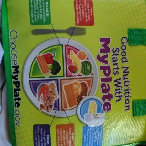 Good Nutrition Insulted Lunch Bag – Adults and Kids