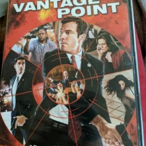 Vantage Point (DVD, 2008) | New | Widescreen Edition | Dennis Quaid