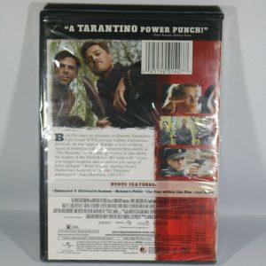 Inglourious Basterds (DVD, 2009) New Sealed