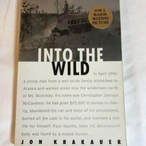 Into the Wild by Jon Krakauer (1997, Trade Paperback)