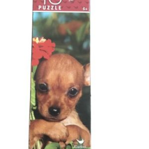 Dog Puzzle | Toy Terrie | 48 piece | 10.3 x 9.1 inches | Ages 6+