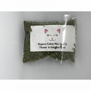 Organic Catnip and Silvervine Cat Sticks, Cat Play Set, Cat Lovers, Gifts