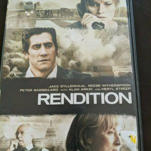 Rendition (DVD, 2008) Jake Gyllenhaal, Reese Witherspoon, Meryl Streep