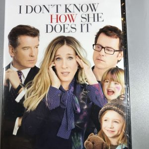 I Dont Know How She Does It (DVD, 2012)