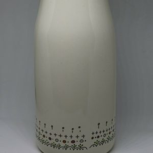 "Porcelain Off-White Angel Milk Jug or Vase Gift for Mothers 7 "" tall 2 "" Mouth"