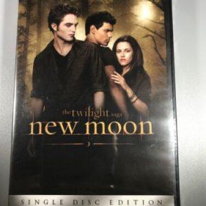 The Twilight Saga: New Moon DVD