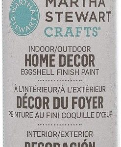 Martha Stewart Crafts Home Decor Eggshell Paint: Ladybug (2 Ounce)