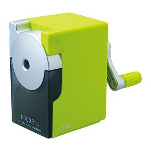 CARL pencil sharpener Kararisu CP-100A-G Lime Green