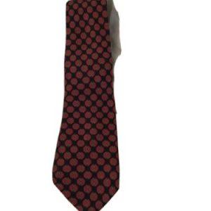 Richel Men's Tie Red and Black NWOT