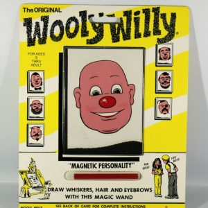 The Original Wooly Willy Magnetic Personality No. 32 USA Made Ages 5+