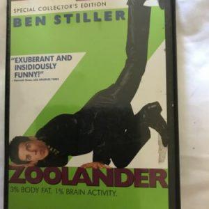 Zoolander (DVD, 2002) Ben Stiller Special Collector's Edition