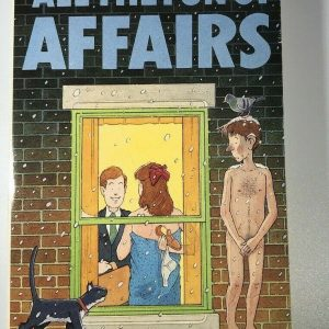 All The Fun Of Affairs Rare – Colin Swash Humor Vintage (1991)