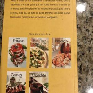 La Gran Cocina Pasta (Spanish) – Softcover