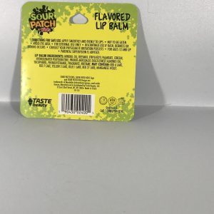 Sour Patch Kids Blue Raspberry Flavored Lip Balm 0.12 oz (3.4 g)
