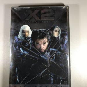 X2: X-Men United (DVD, 2003, 2-Disc Set, Widescreen)