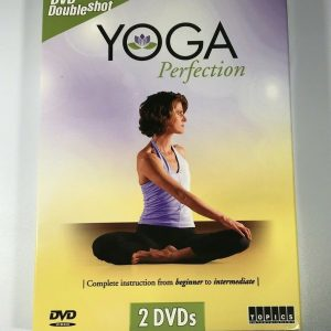 Yoga – Deluxe Box Set (DVD, 2007, 2-Disc Set) Factory Sealed