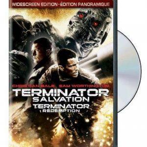 Terminator Salvation (DVD, 2009) Widescreen