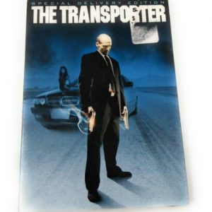 The Transporter (Special Delivery Edition) – DVD