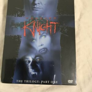 Forever Knight Trilogy – Part One (DVD, 2003, 5-Disc Set)