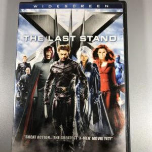 X-Men: The Last Stand (DVD, 2009, Widescreen)